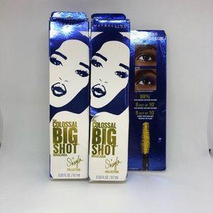 Maybelline Colossal Big Shot Mascara Shayla X2